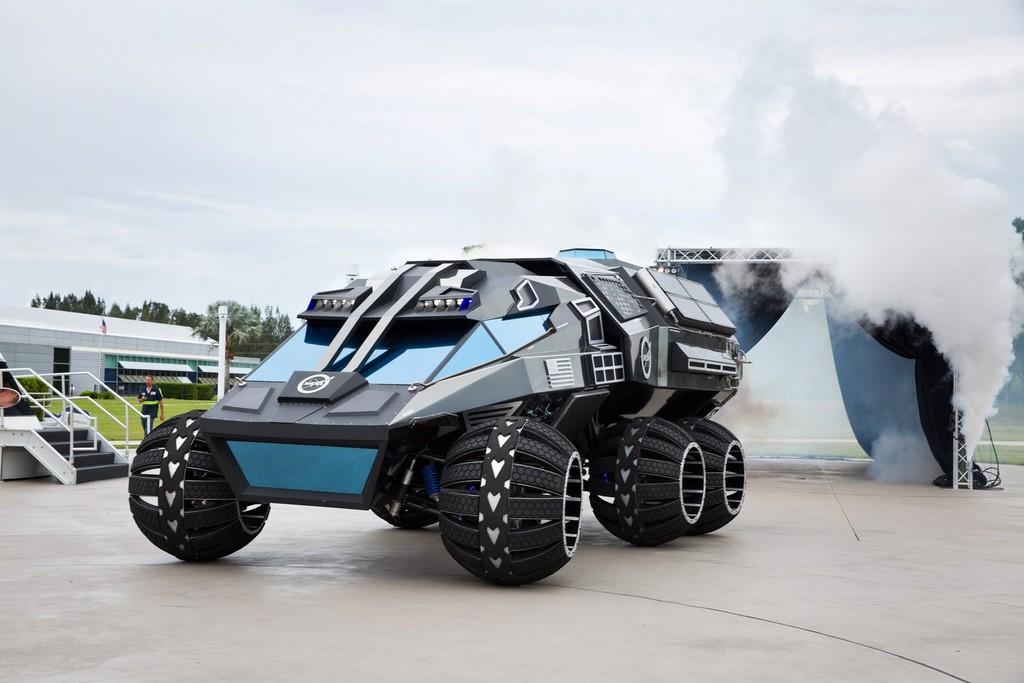 Mars Rover 1