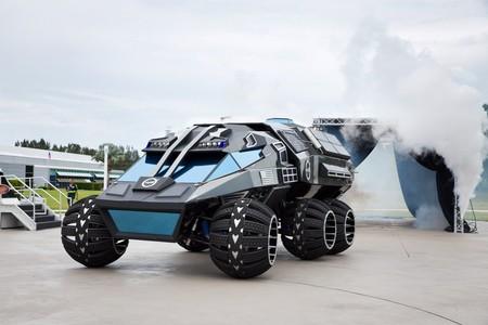 El Batmóvil de la NASA es tan espectacular como educativo, difícilmente pisará Marte