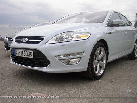 Ford Mondeo 2011, presentación y prueba en Munich (parte 1)