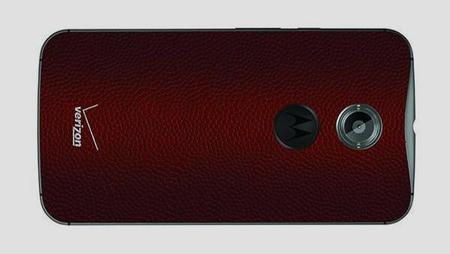 Moto X Football Leather