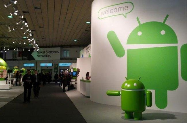 Android en MWC 2012