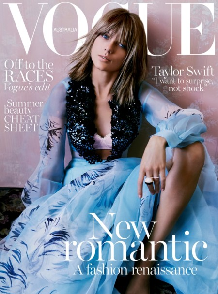 Vogue Australia:Taylor Swift