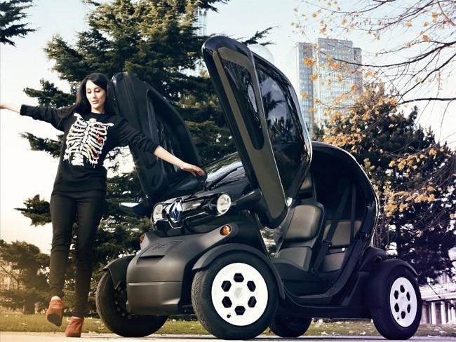 Renault Twizy Jovenes