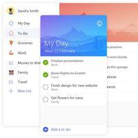 Microsoft presenta la integración de To Do con el conjunto de aplicaciones de Microsoft 365… y a continuación borra el anuncio