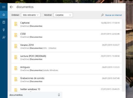 Así puedes buscar archivos no descargados de OneDrive, desde el escritorio de Windows 10