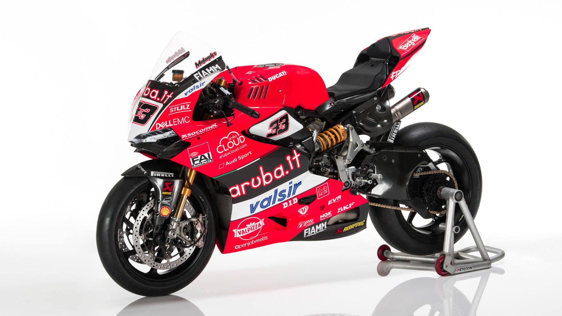 Ducati Panigale R WSBK 2018