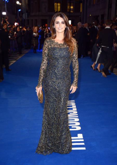 Penélope Cruz reaparece en Londres