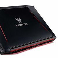 Portátil gaming Acer Predator Helios 300, con gráfica Nvidia GTX 1060 de 6GB, a su precio mínimo en Amazon: por 794 euros