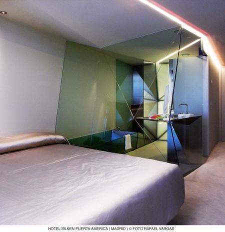 Hotel Puerta América: Plasma Studio