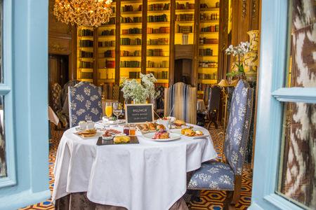 Brunch, el desayuno más fashion, ahora también en el hotel Santo Mauro