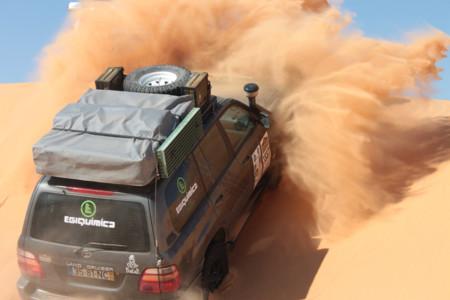 Desierto En Toyota 4x4