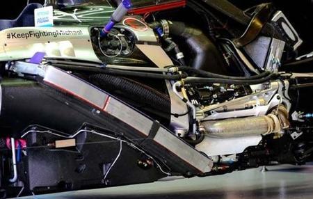 El propulsor Mercedes de 2015 será más potente que el actual