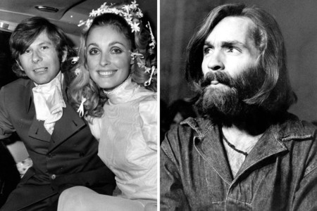 Roman Polanski, Sharon Tate y Charles Manson