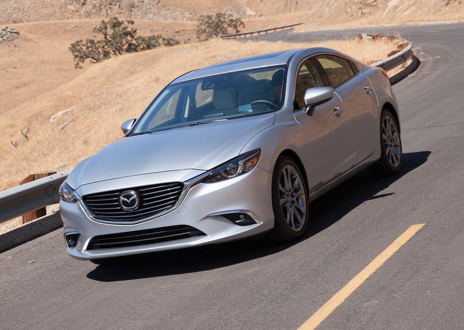 Foto de Mazda 6 2016 (3/25)