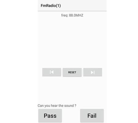 bcf885b5844 La radio del Xiaomi Mi A1, que en verdad es un test