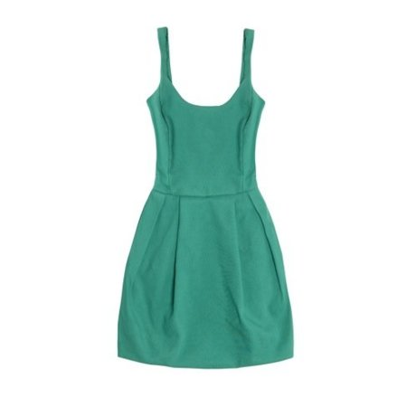 Zara Trafaluc verde