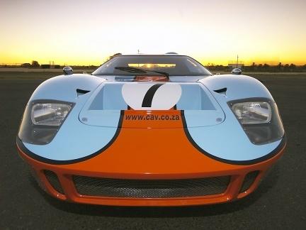 2008 CAV GT Gulf Oil Edition
