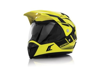 Acerbis Active Graffix, casco multifunción para los no supersticiosos