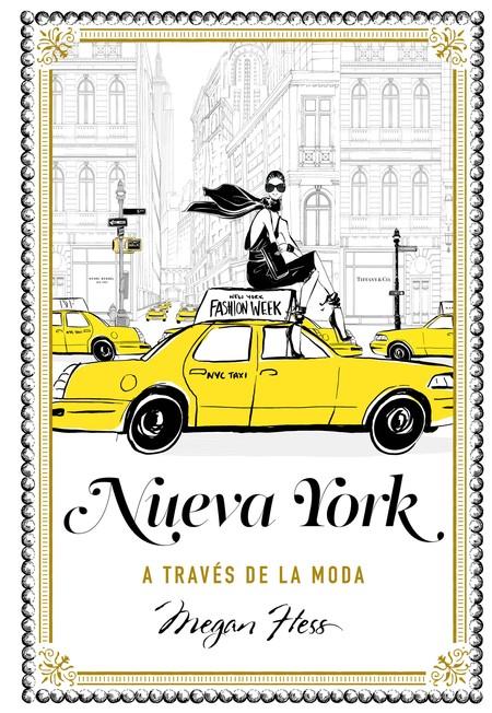 Libro NY moda