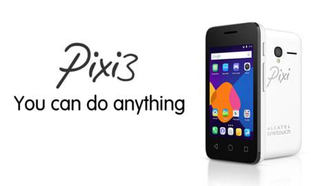 Alcatel Pixi 3, precio y disponibilidad con Telcel