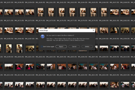 Alrededor de 480.000 imágenes eliminadas y con miles más por borrar: La importancia de optimizar nuestro archivo fotográfico