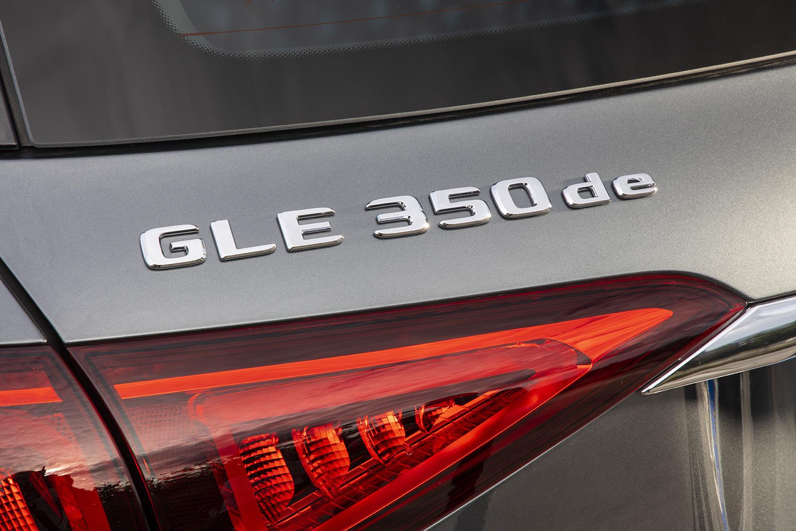 Foto de Mercedes-Benz GLE 350e y GLC 300e (22/26)
