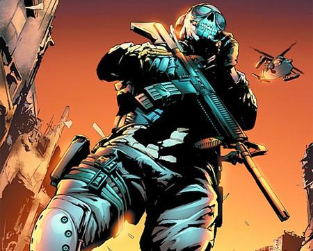 Ghost de 'Modern Warfare 2' podría protagonizar su propio juego