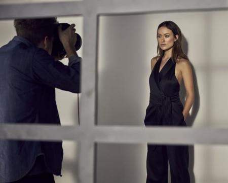 Olivia Wilde, imagen de la próxima colección Conscious Exclusive de H&M