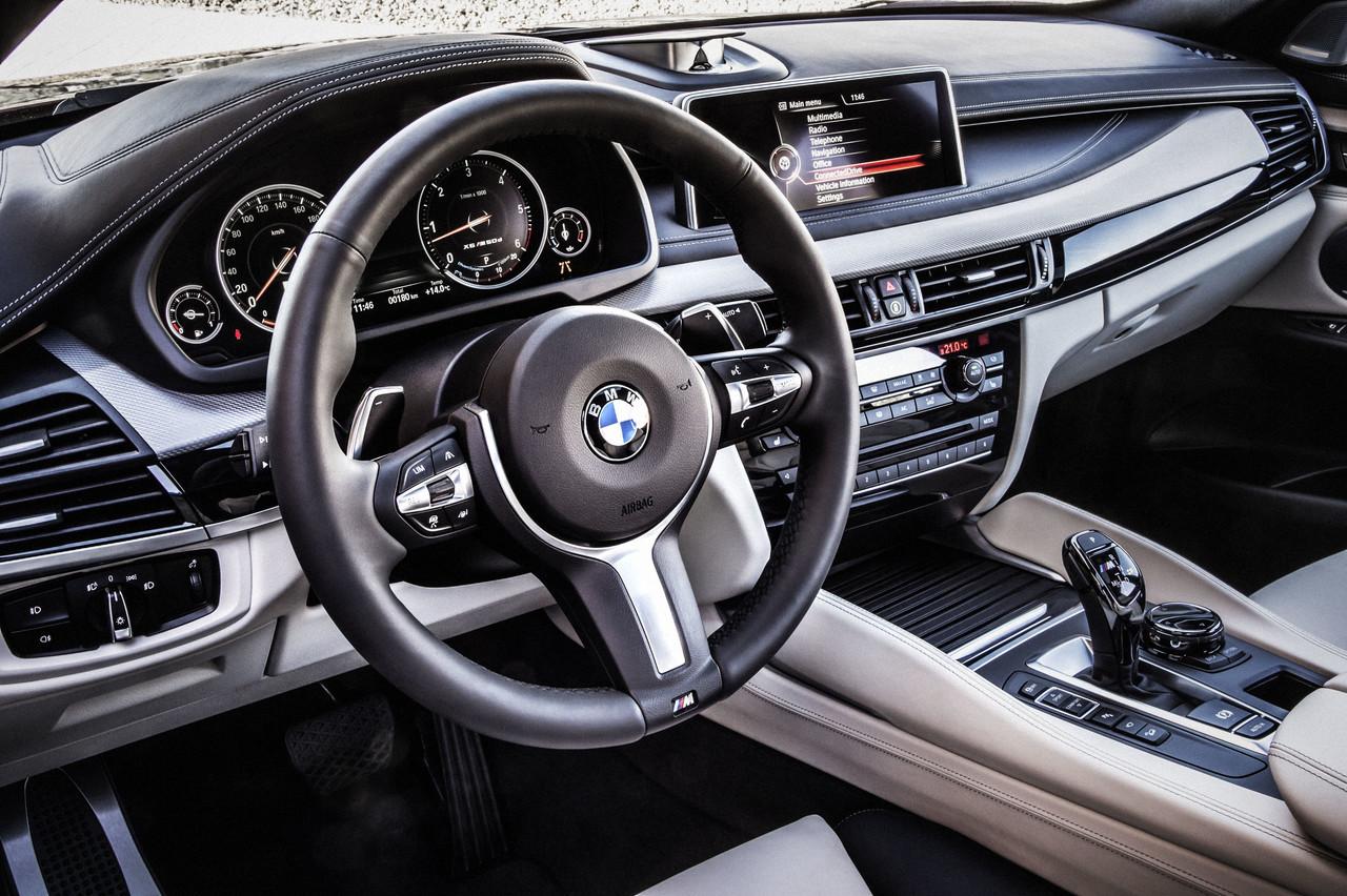 Foto de BMW X6 2014 (23/96)