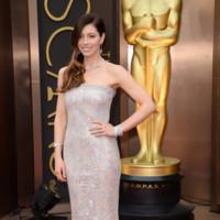 Jessica Biel Oscar 2014