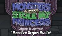 'Monsters (Probably) Stole My Princess'. Descarga su banda sonora de manera totalmente gratuita