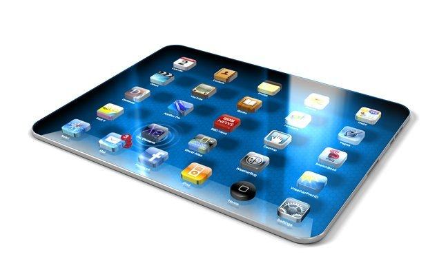 recreación del iPad 3