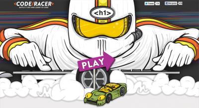 Code Racer: aprende mientras compites a ser el programador más rápido