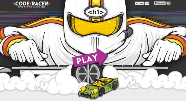code race competición de programadores