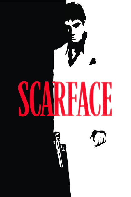 Scarface Poster Al Pacino Movie Poster