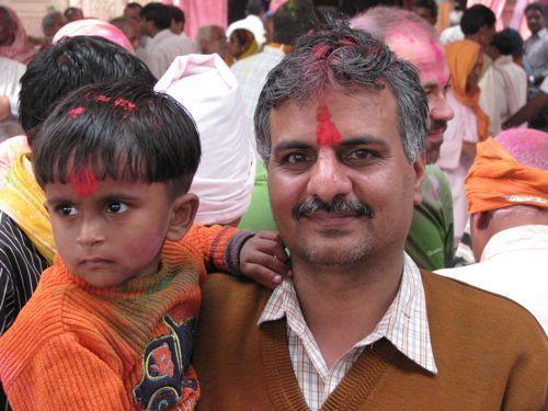 Foto de Caminos de la India: Barsana (1/10)
