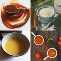 Española, bechamel, velouté y tomate: las grandes salsas básicas de la gastronomía