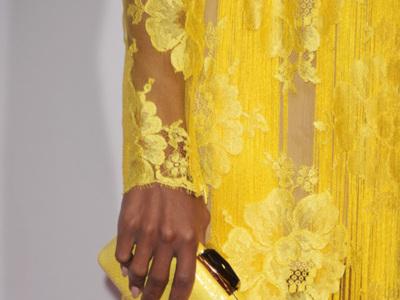 Las famosas mejor vestidas en las fiestas de 2012 (II)