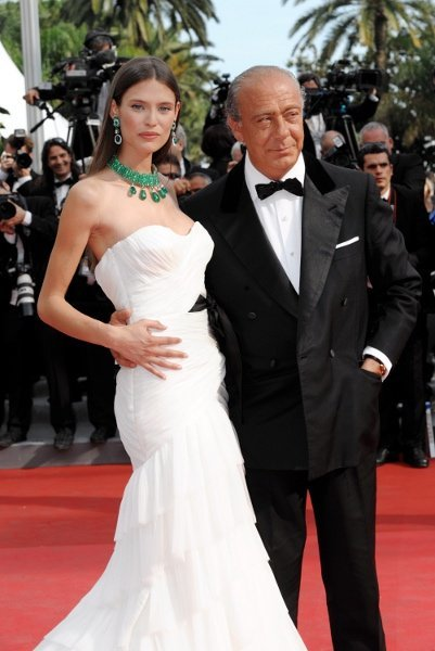 Bianca Balti, simplemente espectacular en la alfombra roja de Cannes