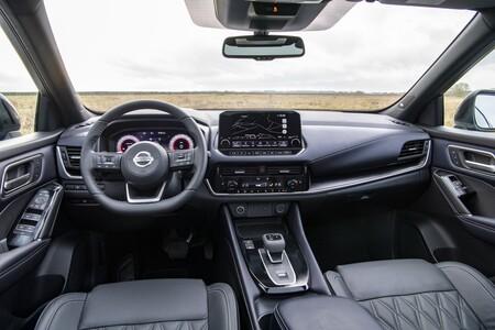 Nissan Qashqai 2021 Precio Interior 2