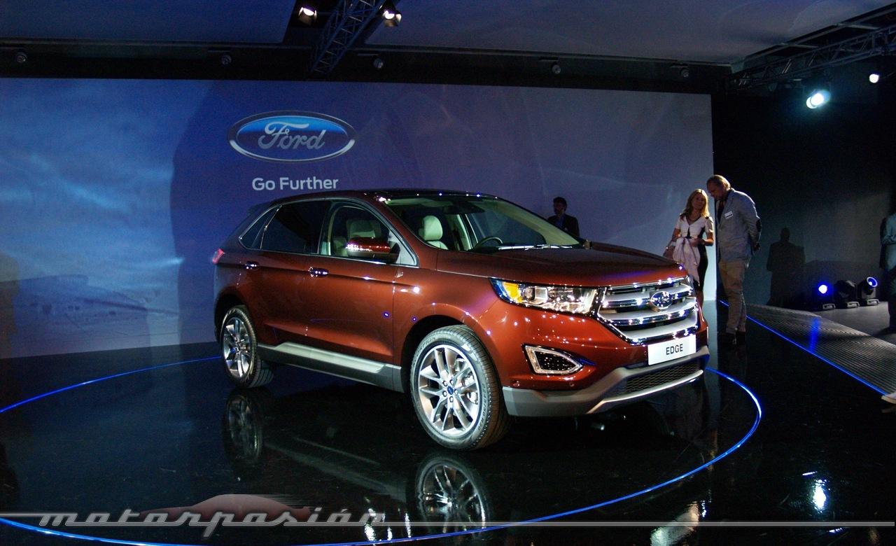 Ford Edge (presentación)