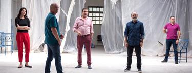 'La Gomera', un rocambolesco thriller lleno de ideas brillantes, momentos absurdos y puntuales estallidos de violencia