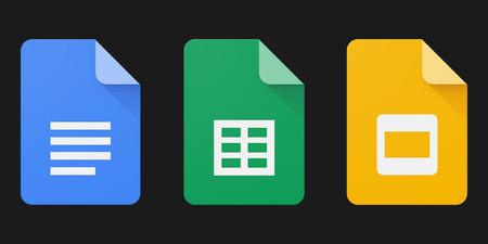 Google Docs, Sheets y Slides comienza a activar su tema oscuro en Android