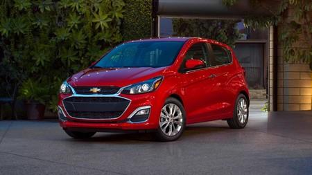 Chevrolet Spark 2019: Características, fotos e información