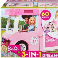 La caravana de Barbie está rebajadísima en Amazon y si la metes en tu cesta hoy llegará justo a tiempo para Navidad