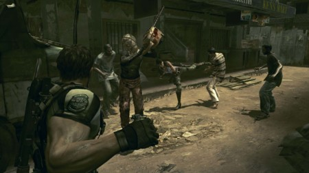 Resident Evil 5 Ps4 Xbox One 8
