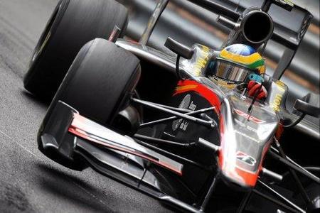 Hispania F1 Racing Team y Dallara terminan su colaboración