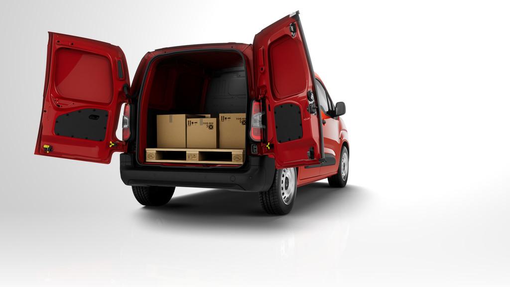 Citroën Berlingo Van: la furgoneta por excelencia ya tiene precio y dos tallas