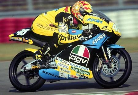 Rossi Malasia 125cc 1996