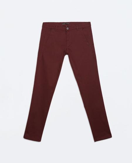 Cinco Formas De Usar Pantalón De Color En invierno Trendencias Hombre